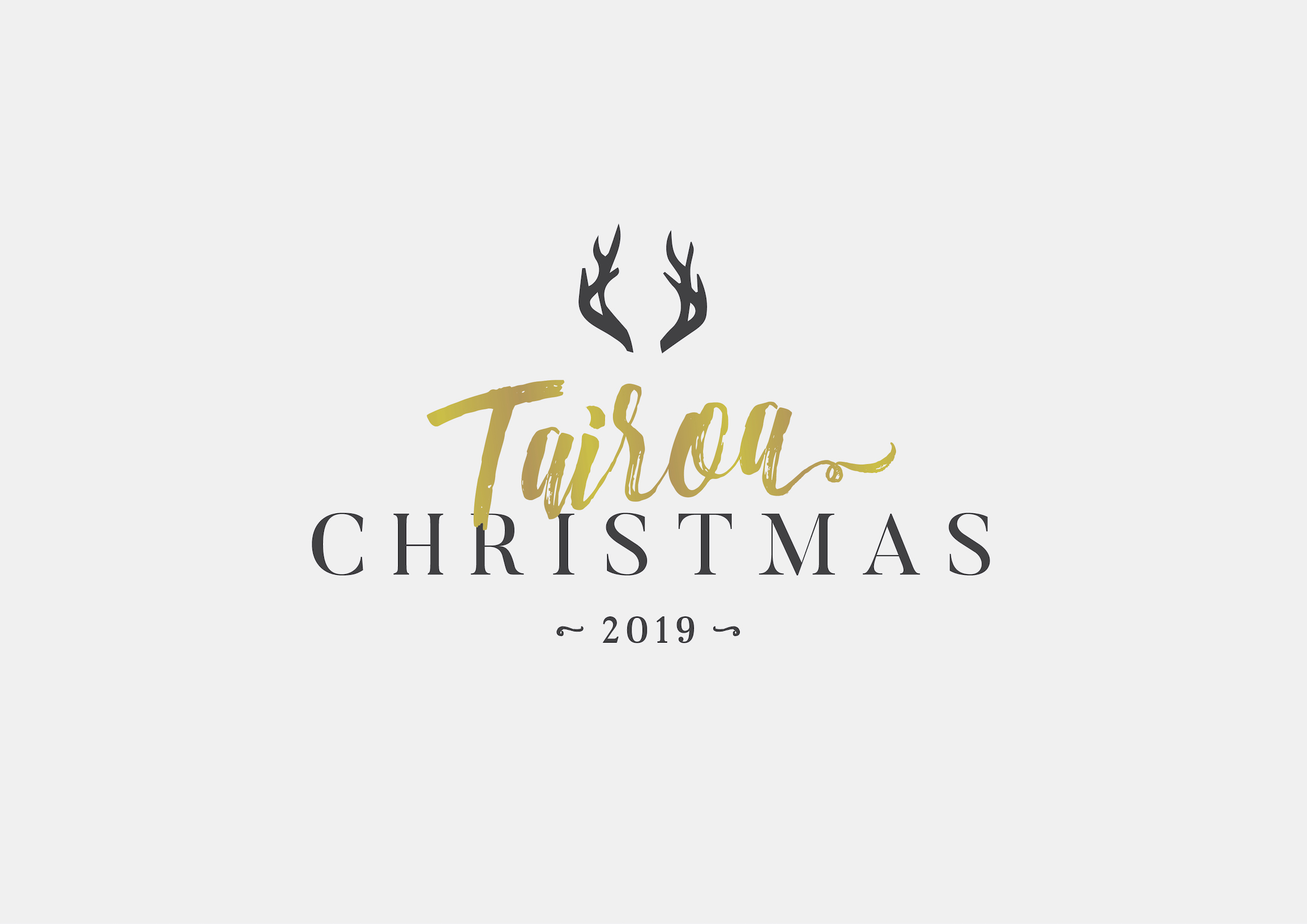 Christmas Graphics 2019.Tairoa Christmas 2019 Tairoa Lodge
